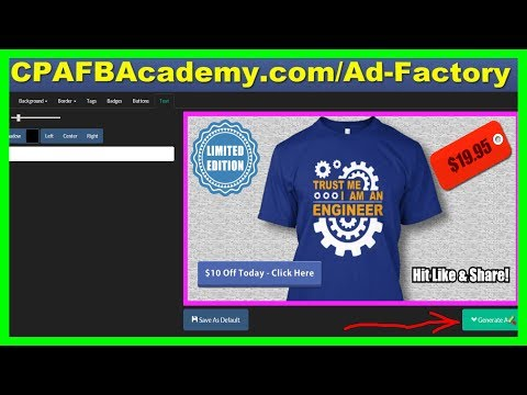 Ad Factory Training - Setting Up Facebook News Feed Ads
