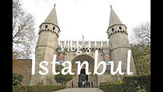 Istanbul City Tour Gülhane Park Topkapi Palace Alis Verişh Mərkəzi Mall Turkey / VLOG 3