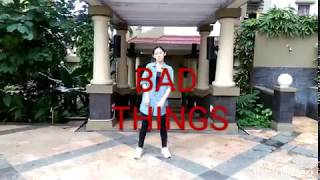 """Bad Things"" - Machine Gun Kelly ft Camila Cabello (Yoojung Lee Choreo) 