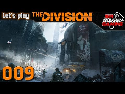 The Division [009] - Pennsylvania Plaza | Das Madison Feldlazarett