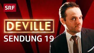 «Deville» nimmt Poetry-Reitstunden bei Pony M. - #deville