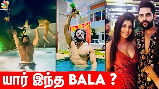 Who is Balaji Murugadoss? I Bala, Bigg Boss 4 Contestant I Vijay TV , Rio Raj, Suresh, Sanam Shetty