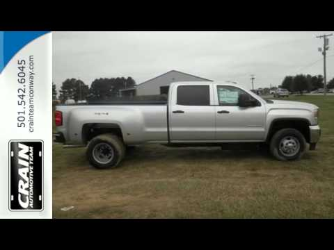 2015 gmc sierra 3500hd conway ar little rock ar 5gt5298 sold youtube. Black Bedroom Furniture Sets. Home Design Ideas