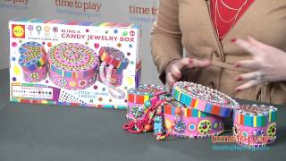 Dylan's Candy Bar Bling A Candy Jewelry Box From Alex Toys