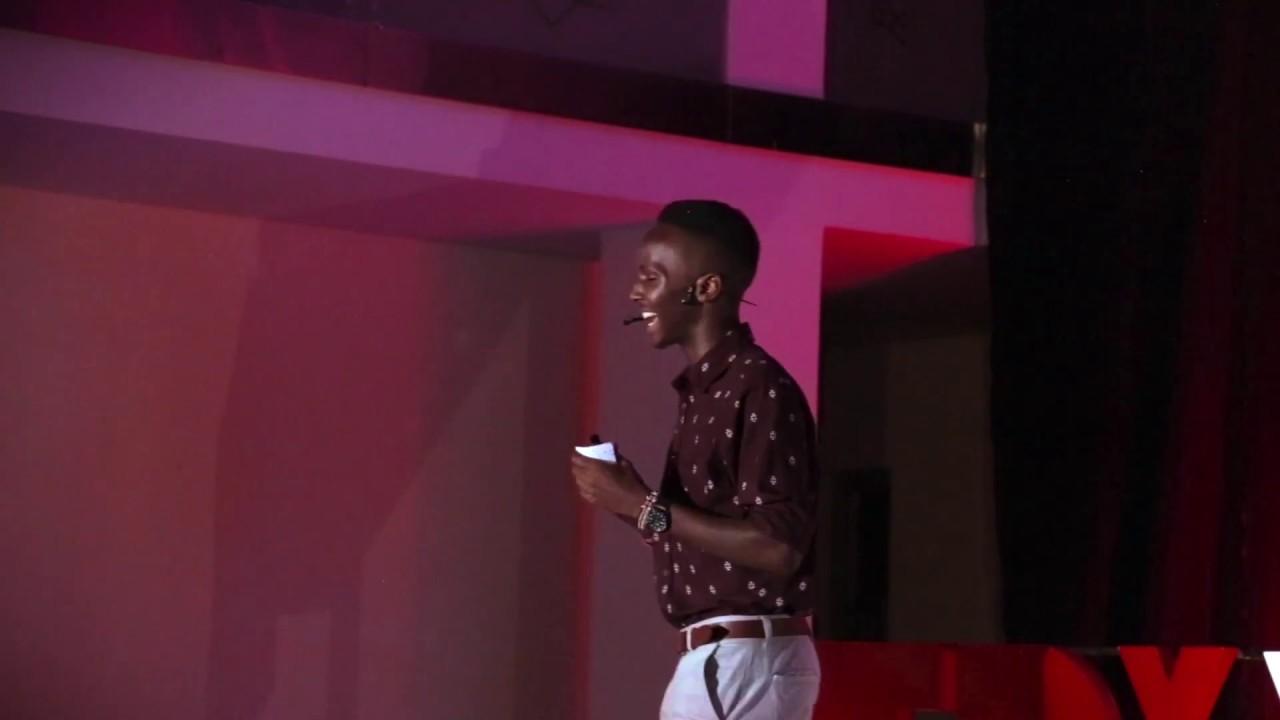 How to Think Outside the Triangle | Sean Karanja | TEDxYouth@AKAMombasa