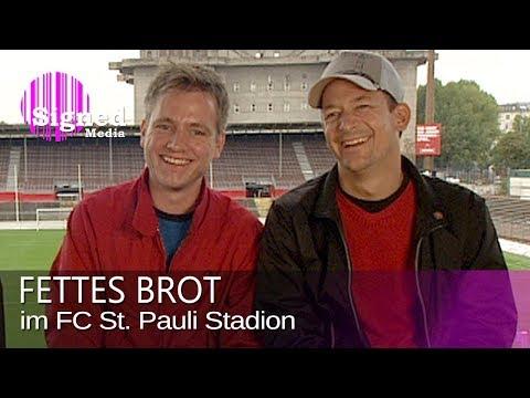 Fettes Brot - Interview im FC St. Pauli Stadion (2009)