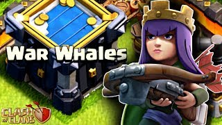 Learn to Queen Walk Like a Whale | Value Guide | Clash of Clans