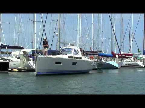 Beneteau Oceanis 38 - Premiering at Melbourne Boat Show