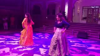 best sister sangeet dance 2019