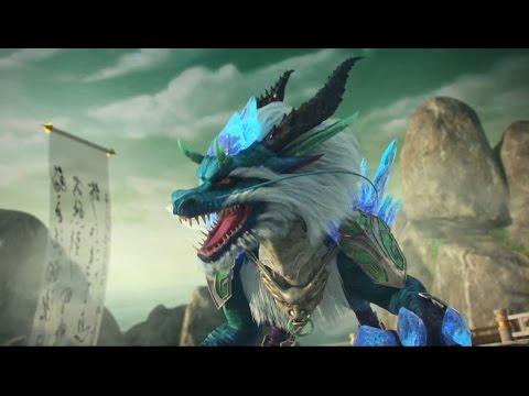 Game, JjjXD3.26 : Zhu Xian - Video Game Cinematic Trailers HD