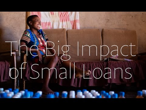 PayPal and Kiva – The Big Power of Small Loans