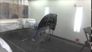 Gmc Acadia Paint Job Cable Dahmer Body Shop Kansas City Mo
