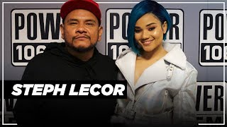 Steph Lecor- DJ Khaled deal Faking orgasms Her first live performance and more