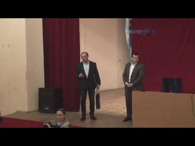 В администрации Жуковского состоялось награждение членов общественной палаты.