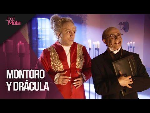 Montoro y el conde Drácula - Nochevieja 2015 | José Mota