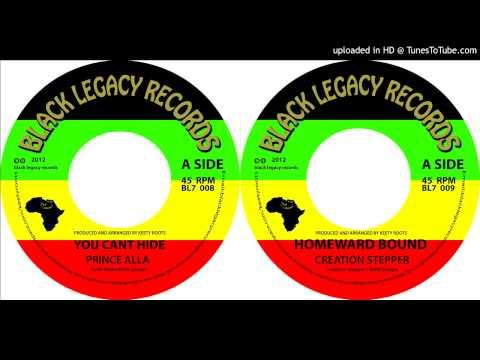 "BLACK LEGACY 7"" 2012 PROMOTION"