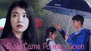 SeungChan & Cindy || Rain Came Pouring Down