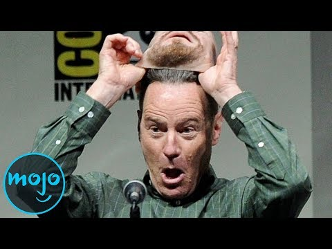 Top 10 ComicCon Surprises of All Time