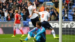 SHORT HIGHLIGHTS │ Bolton 2-2 Nottingham Forest