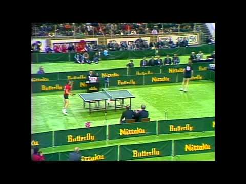 1984 ETTC (Ms-Final) Ulf Bengtsson - Andrzej Grubba [Full Match in HD]