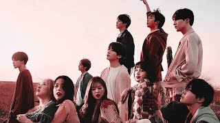BLACKPINK X BTS - 'The Lovesick Truth' (Lovesick Girls X The Truth Untold) Mashup Film