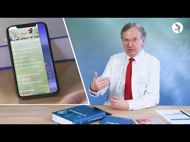 Mediathek – Die Migräne-App