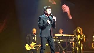 Rick Astley Never Gonna Give You Up Glasgow SSE hydro 2019