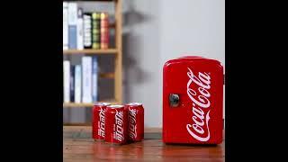 코카콜라 다기능 소형냉장고 온장고 화장품냉장고 차량용 …