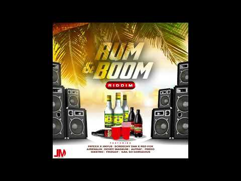 Rum & Boom Riddim Mix (September 2017)