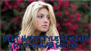 BEST HARDSTYLE REMIXES OF POPULAR SONGS (EUPHORIC HARDSTYLE MIX 2020) #2 by DRAAH