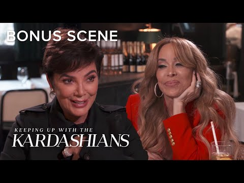 Kris Jenner Confides in BFF Faye Resnick About Her Sex Life | KUWTK Bonus Scene | E!