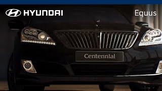 Hyundai Centennial Equus Concept Design video Clip English