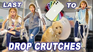 Last To Drop Crutches WINS iPhone 11