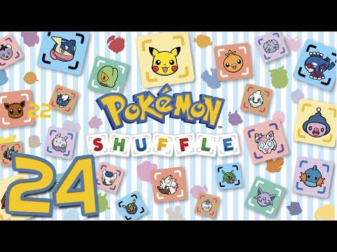 Pokémon Shuffle #24 | ¡Mega Glalie!