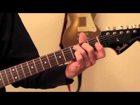 Classics IV - Stormy - Guitar Lesson