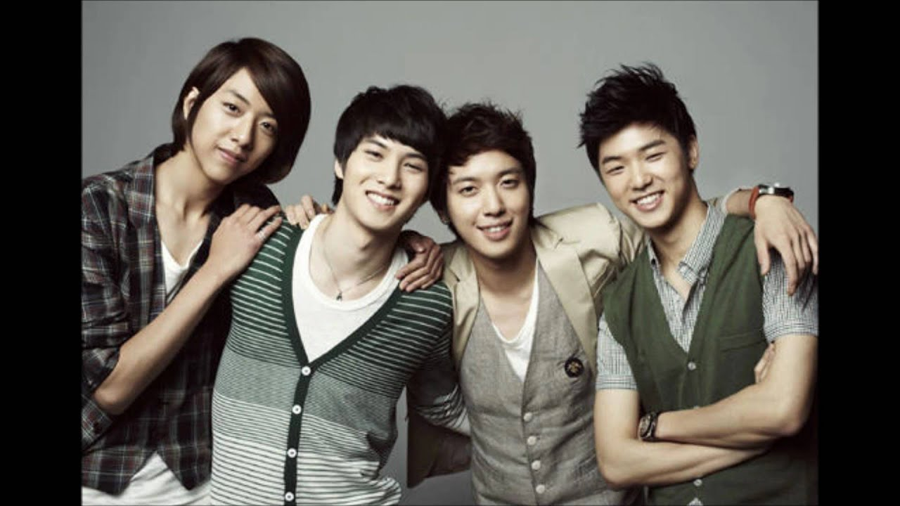 K Pop Groups