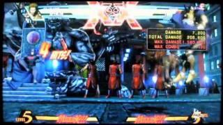 UMVC3: Combo Movie Ep.4 - Dr.Doom SWAG TAC