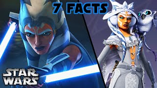 7 AWESOME Facts About AHSOKA TANO To Know Before Mandalorian Season 2 Episode 5 (CHAPTER 13)