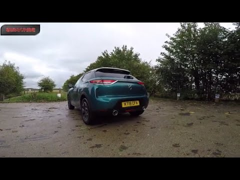 2019 Citroen Ds3 Crossback 1.2 POV Test Drive Review Acceleration 0-60 By ORC