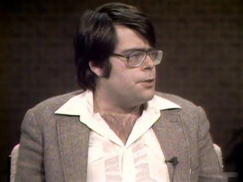 The Dick Cavett Show Horror Masters Stephen King, Romero, Straub, Levin 1980
