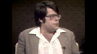 The Dick Cavett Show Horror Masters Stephen King, Romero, Straub, Levin 1980