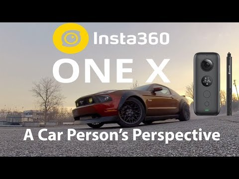 Insta360 One X : A Car Person's Perspective