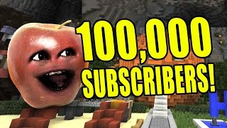 100,000 Subscribers! LITTLE APPLE ARMY