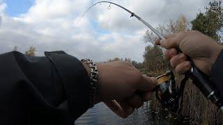 Ловлю ОКУНЯ на ультрик Скоростная рыбалка