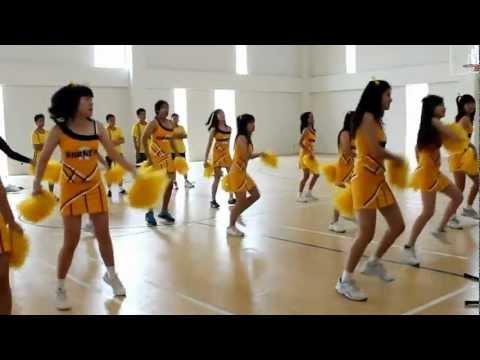 BINA BANGSA SCHOOL MALANG - SPORTS DAY CHEER DANCE COMPETION