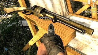 Dying Light The Following Ranger Revolver Location & Gameplay