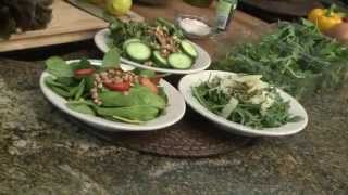 Repeat youtube video Simple Summer Salads with Registered Dietitian Maya Nahra