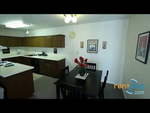 Plan 700 one-bedroom apartment