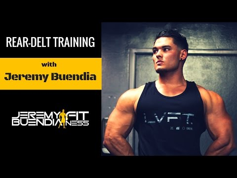 Rear-Delt Training with Jeremy Buendia