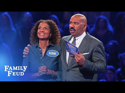 Tommy Chong's family play Fast Money!  Celebrity Family Feud